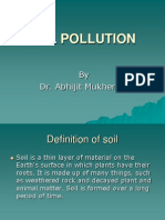 Evs- Soil Pollution