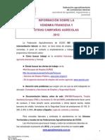 Informacion Sobre La Vendimia Francesa, Recogida de Fresa y Manzana y Otras Campanas Agricolas 2012