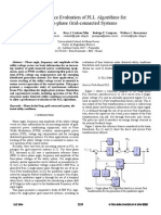 25-Performance Evaluation of PLL Algorithms For