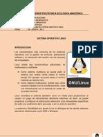 Estructura Del Sistema Operativo Linux