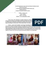 Laporan Dokumentasi Pertandingan Sajak Sekolah Rendah Daerah Klang