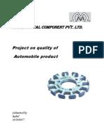 Mehra Metal Component Pvt