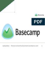 Iamavirtualassistant  Basecamp