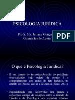 O que é Psicologia Juridica