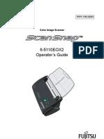 Fujitsu ScanSnap User Manual