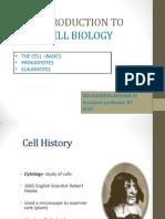 2 Biology 1-2-07 Pro vs Eu Cells
