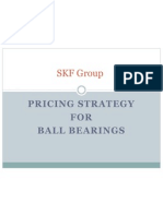 SKF Pricing Strategies