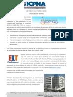 Revista Camara de Comercio Con Aniversario Icpna Region Centro 2012
