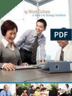 Energising Work Culture-A Work-life Strategy Handbook