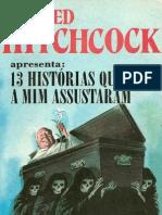 13 Historias Que Ate a Mim Assustaram - Org. Alfred Hitchcock