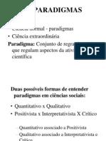 1 - PARADIGMAS - Como Elaborar o Projeto - Agosto 2006-1
