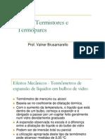 RTDs e Termistores