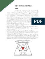 Uvod u Biomehatroniku