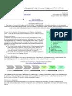 LHS Spanish III PAP Course Syllabus
