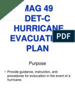 Hurricane Brief 2012 Det C