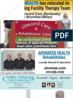 Huron Hometown News - Display Ads - August 23, 2012