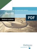 Delft3D Brochure - 2011