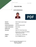 Hector Fabian Losada Vargas