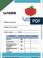 2do Grado - Diagnóstico (12-13)