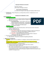 Insurance Law Outline