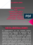 Neoliberalism o