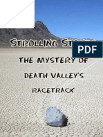 2006 #46_Strolling Stones the Mystery of Death Valley's Racetrack