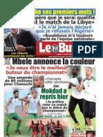 LE BUTEUR PDF du 27/08/2012