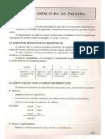 FORMAÇÃO DE PALAVRAS DIGITALIZADAS
