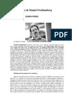 Entrevista a D.freidemberg- 2010- 2011 Por Uranga