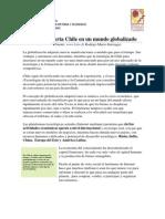Como Se Inserta Chile en Un Mundo Globalizado