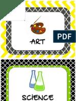 Behavior Rubric | Students | Homework