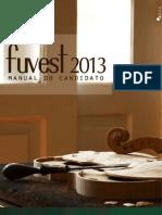 Fuvest 2013 Manual