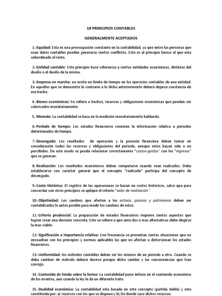 Increíble Ejemplos Resumidos De Resumen Contable Patrón - Ejemplo De ...