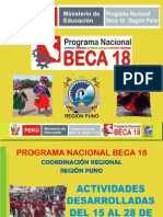 Presentacion Pronabec Beca 18
