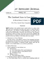 Coast Artillery Journal - Mar 1927