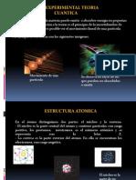 Diaporama Base Experimental teoria cuantica, estructura atomica, periocidad quimica , clasificaciones periodicas iniciales