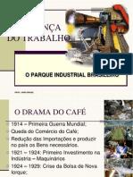 o Parque Industrial Brasileiro