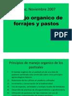forrajes organicos