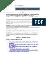 Sintesis de La Legislacion Laboral3