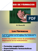 SÍNTESIS DE FÁRMACOS
