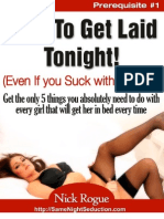 How to Get Laid Tonight 2012