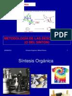 Introducción a la síntesis orgánica