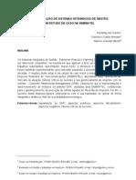 Estudo de caso Implantação ERP embratel