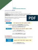 Comparative and Superlative (4)
