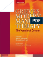 Jeffrey Boyling  Modern Manual Therapy the Vertebral Column