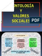 Deontología y Valores Sociales02.2010