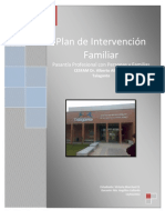 Plan de Intervención Familiar
