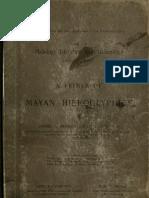24212637 Mayan Hieroglyphics