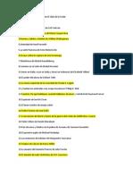 Los Libros de Flavia Pittella en El Club de La Tarde