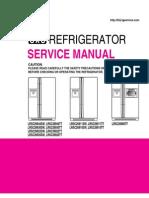 LG Service Manual LRSC26922xx_S_M